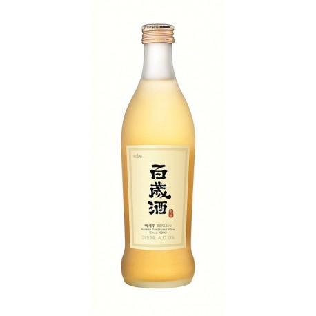 Koreańskie półsłodkie wino ryżowe Bekseju 375 ml Wasabi Sushi Shop Wrocław Sklep Orientalny