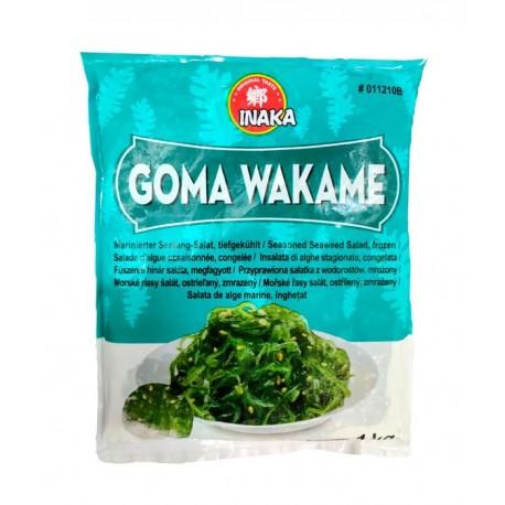 Sałatka z wodorostów Goma Wakame Inaka 1 kg Wasabi Sushi Shop Wrocław Sklep Orientalny