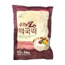 Kluski ryżowe Tteokbokki Topokki 600 g