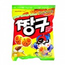Snaki Honey Dipped Chang Su Samyang 115 g