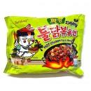 Makaron Ramen / Ramyun Jjajang ostry kurczak 140 g