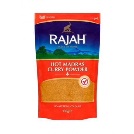 Curry Madras mielone ostre Rajah 100 g Wasabi Sushi Shop Wrocław Sklep Orientalny