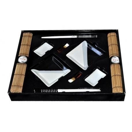 Zestaw do sushi Black&White I Wasabi Sklep Orientalny