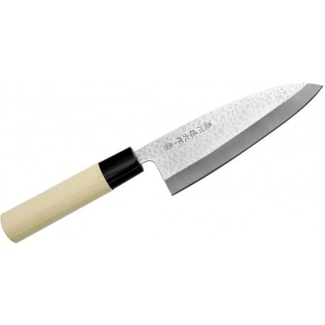 Japoński nóż Satake Magoroku Saku Deba 15,5 cm Wasabi Sushi Shop Wrocław Sklep Orientalny