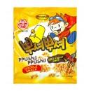 Koreańska przekąska makaronowa ramen Ppushu Ppushu snack BBQ 90 g