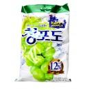 Koreańskie cukierki winogronowe Lotte 153 g