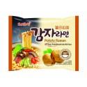 Zupa łagodna Potato Ramen ziemniaczany  Samyang 120 g