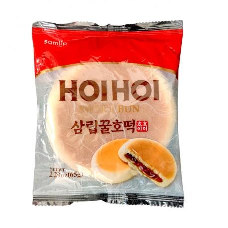 Słodka bułka / ciastko z nadzieniem miodowym Hoihoi Samlip 65 g Wasabi Sushi Shop Wrocław Sklep Orientalny