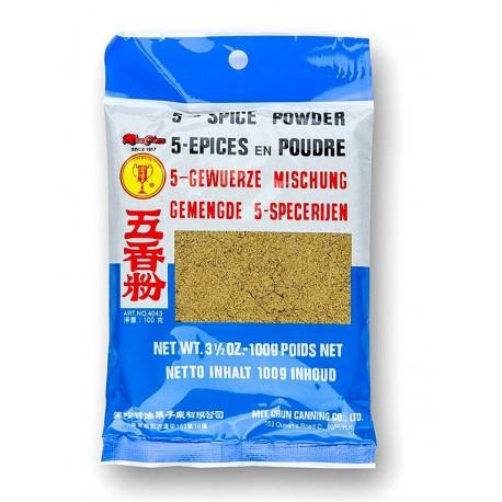 Przyprawa 5 / pięciu smaków Mee Chun 100 g Wasabi Sushi Shop Wrocław Sklep Orientalny