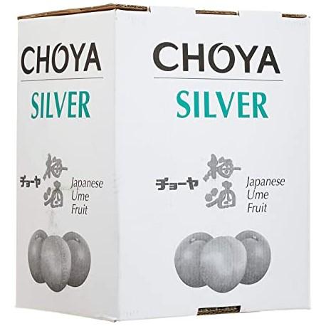 Japońskie białe słodkie wino ze śliwek Ume Choya Silver 10 l Wasabi Sushi Shop Wrocław Sklep Orientalny