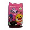 Algi chipsy nori glony dla dzieci Pink Fong 4 g