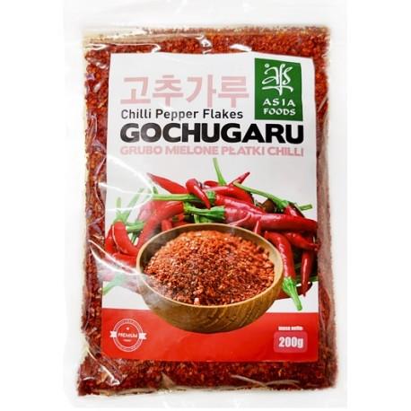 Papryka chili gochugaru do kimchi 200 g Wasabi Sushi Shop Sklep Orientalny Wrocław