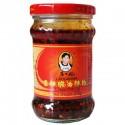 Chrupiące chili w oleju sojowym  210 g Laoganma