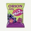 Koreańskie żelki winogronowe Orion 66 g