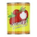 Owoce liczi (lychee) w syropie całe, obrane 540 g