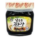 Pasta z czarnej fasoli Chajang 500 g