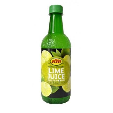 Naturalny sok z limonek 99,99 % KTC 250 ml Wasabi Sushi Shop Sklep Orientalny Wrocław