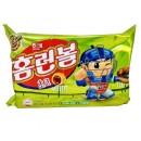 Koreańskie ciasteczka czekoladowe kulki Homerun Ball 46 g Haitai