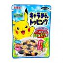 Pokemon Noodle Topping 14 g rybny dodatek do zupek Japonia