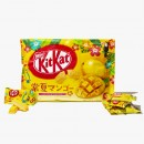 Batonik japoński Mini Kit Kat Summer Mango Limited 1 szt