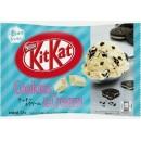 Batonik japoński Mini Kit Kat Cookies & Cream Limited 1 szt