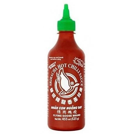 Sos chili Sriracha z trawą cytrynową 455 ml Wasabi Sushi Shop Wrocław produkty i akcesoria do sushi i kuchni orien
