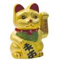 Japoński kot szczęścia Manaki Neko duży 17,5 cm