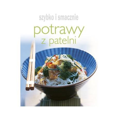 Potrawy z patelni. Szybko i smacznie Sklep Wasabi Sushi Shop Wrocław produkty i akcesoria do sushi i kuchni orientalnej